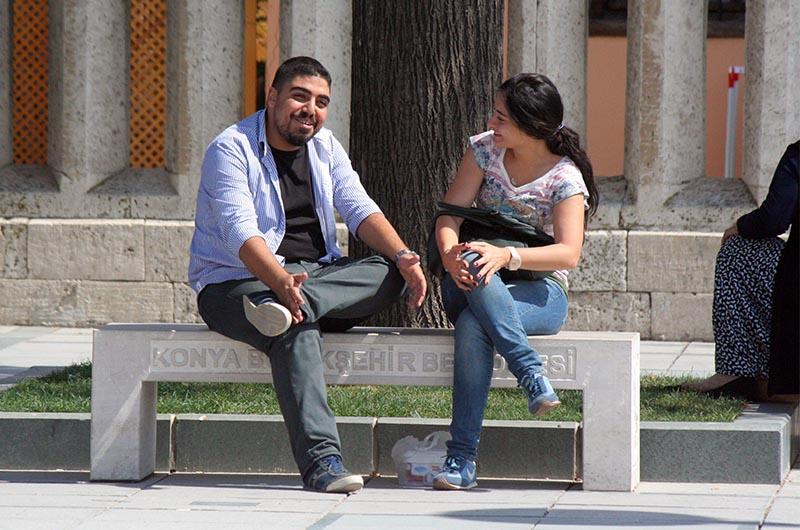 Люди в Турции доброжелательны