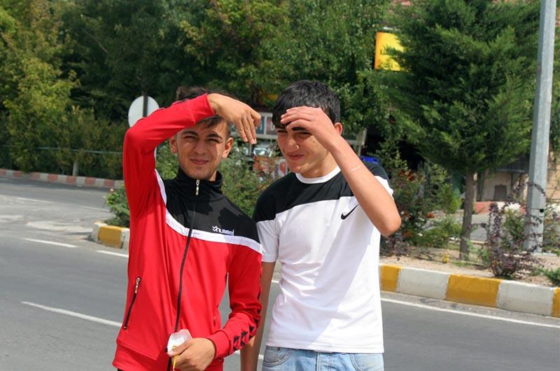 В Турции люди улыбаются чаще