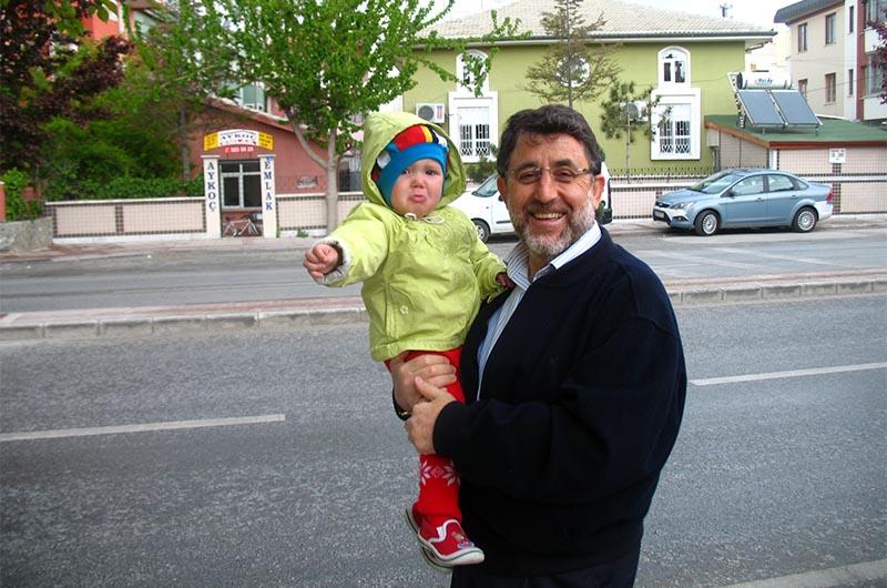 В Турции любят детей
