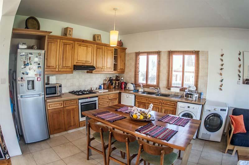 Интерьер арендуемой квартиры в Анталии
