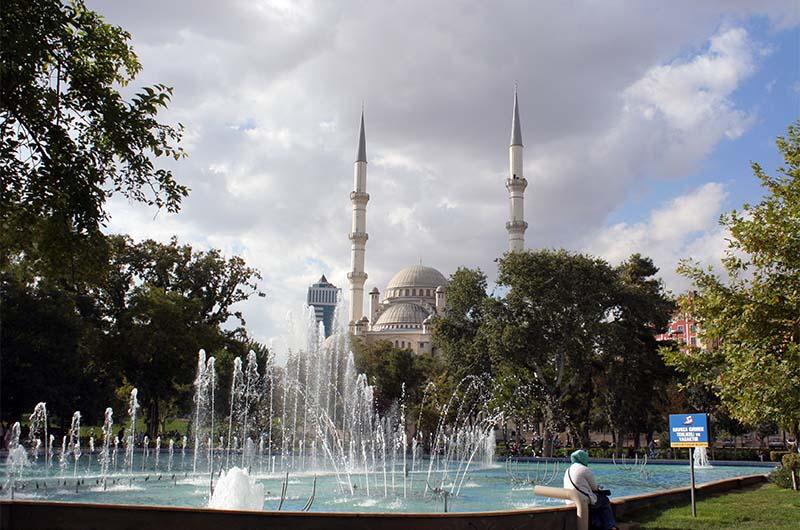 Города в Турции ухожены и приятны