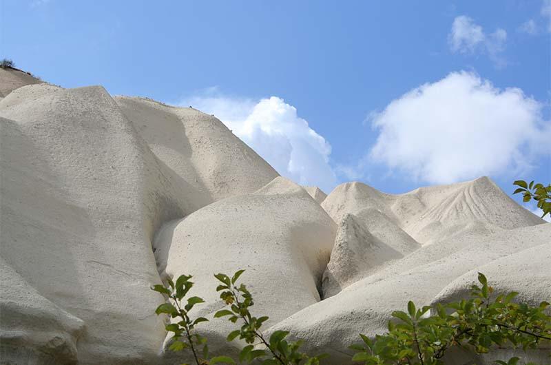 Белые скалы Белой долины.