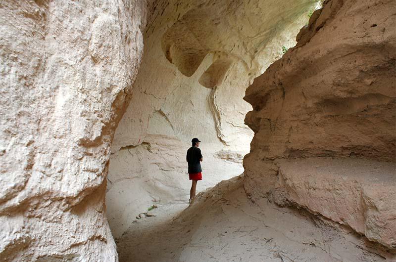 Туннель в Красной долине.