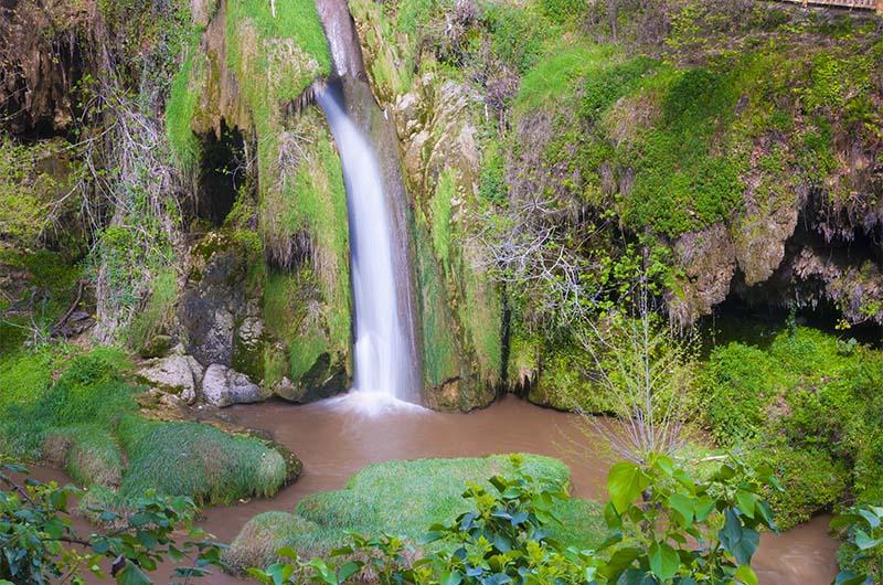 Водопад в национальном парке Куршунлу.