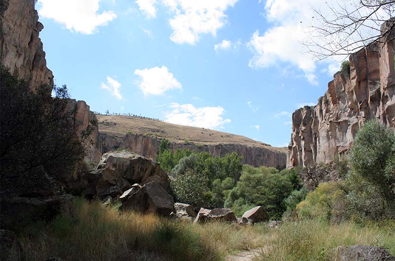 Долина Ихлара.