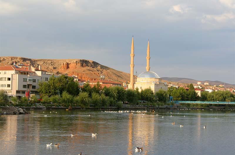 Мечеть Алааддина.