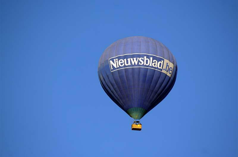 Воздушный шар над Гереме.