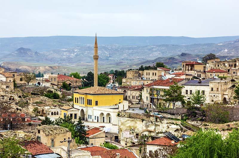 """""""Греко-турецкий"""" город Мустафа-паша."""