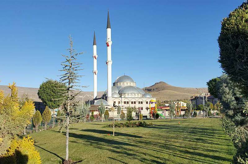 Мечеть Мусалла в Ургюпе.