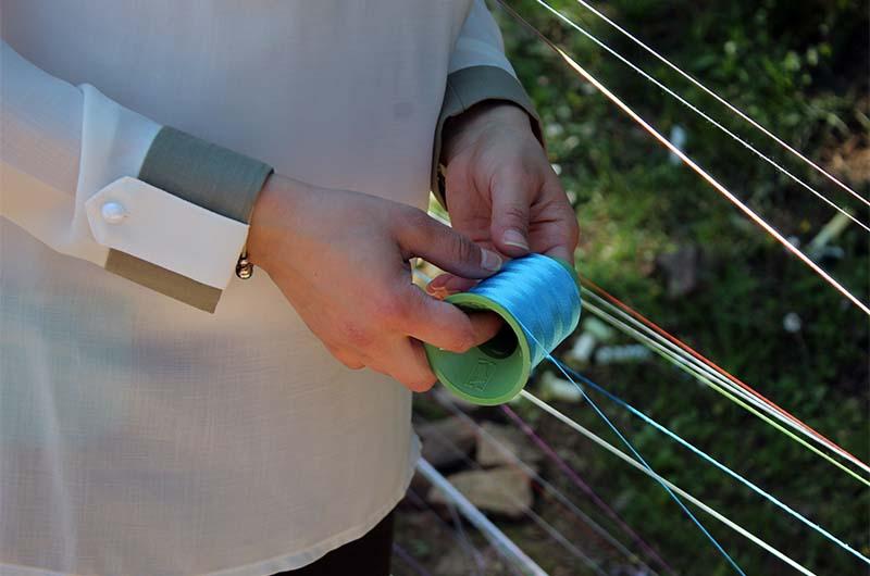 Это, видимо, катушки для каких-то промышленных швейных машин.