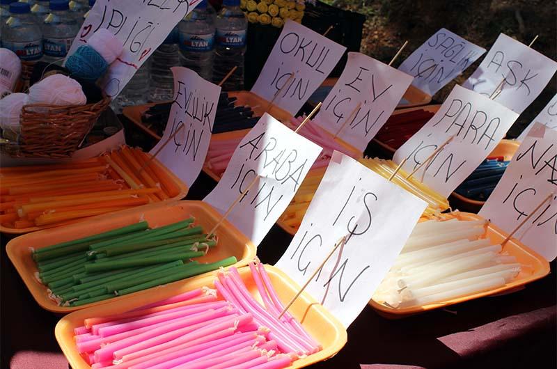 На табличках написано: «Для денег», «Для работы», «Для автомобиля», «Для дома» и т.п.