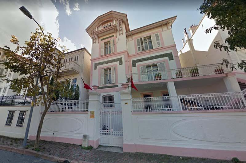 Дом-музей второго президента Турции.