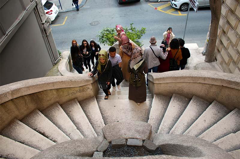 Лестница Камондо.